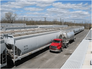 Dry Bulk Services from Ee-Jay Transportation